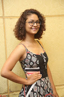 Actress Aditi Myakal Looks gorgeous in Sleeveless Deep Neck Top at Ami Tumi success meet ~  Exclusive 160.JPG