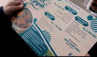 Harga paket aqiqah catering ukhuwah
