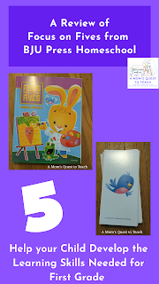 number 5 graphic; cover of Phonics workbook; Bonnie Phonics card