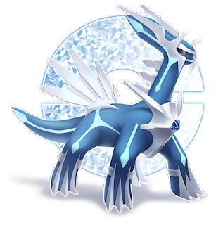 Dialga Pokémon Brilliant Diamond e Shining Pearl