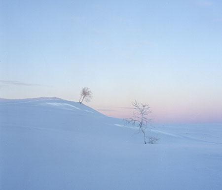 El minimalismo fotográfico de Gleb Simonov