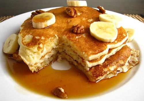 219634c811 Φτιάξτε ΠΕΝΤΑΝΟΣΤΙΜΕΣ τηγανίτες μπανάνας πανεύκολες ΜΟΝΟ με 3 υλικά ~ Συνταγές  μαγειρικής