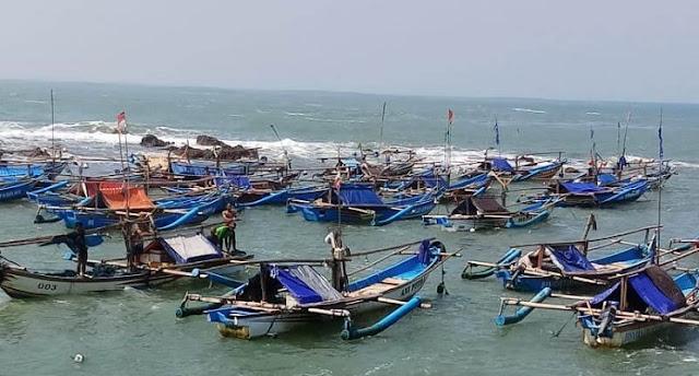 BMKG Himbau Nelayan Cianjur Tidak Melaut, Ini Alasannya