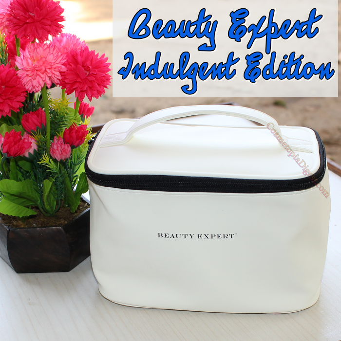 Beauty Expert Indulgent Collection Review, Contents