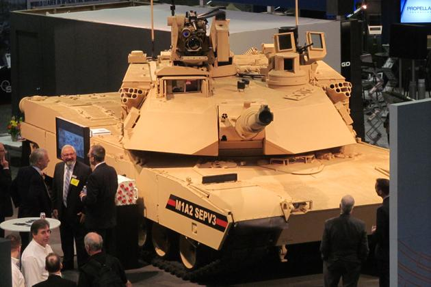 US Army Retrofit Upgrading all Abrams tanks with better