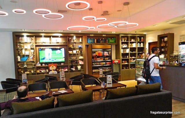 Bar e recepção do Quarto do Best Western Plus Panama Zen Hotel, Cidade do Panamá
