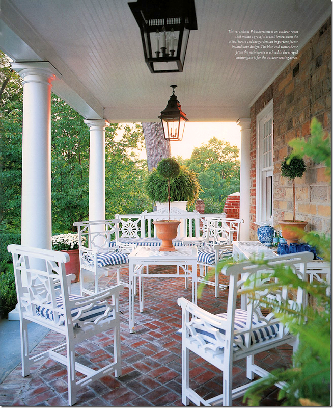 Hydrangea Hill Cottage Summer Verandas