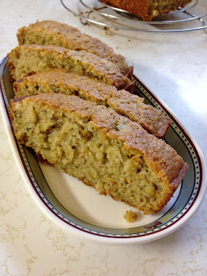 Zucchini Tea Bread