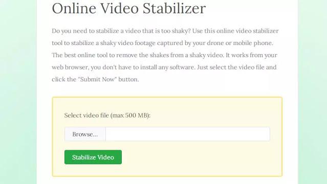 Situs Terbaik untuk Menstabilkan Video-6