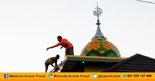 jual kubah masjid sumbawa