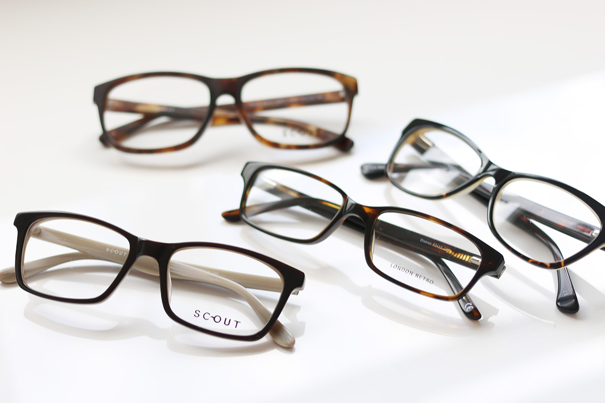 Glasses Direct 7 Day Trial - Liza Prideaux
