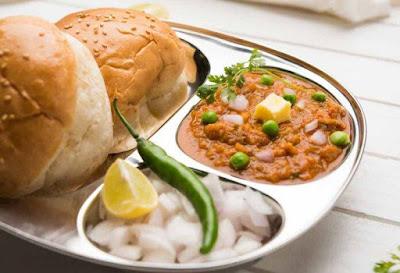 Pav Bhaji 1$ Foods Around the World