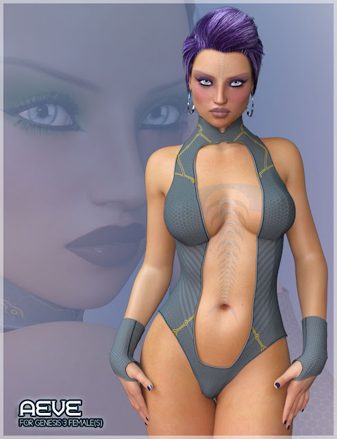 Aeve for Genesis 3 Female