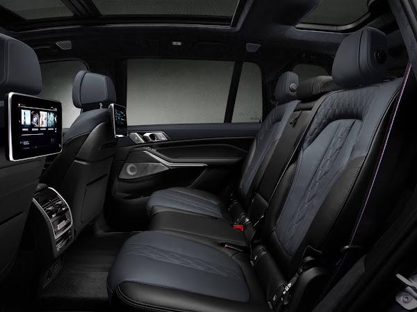 BMW X7 M50i Dark Shadow Edition chega ao Brasil - preço R$ 1.095.950