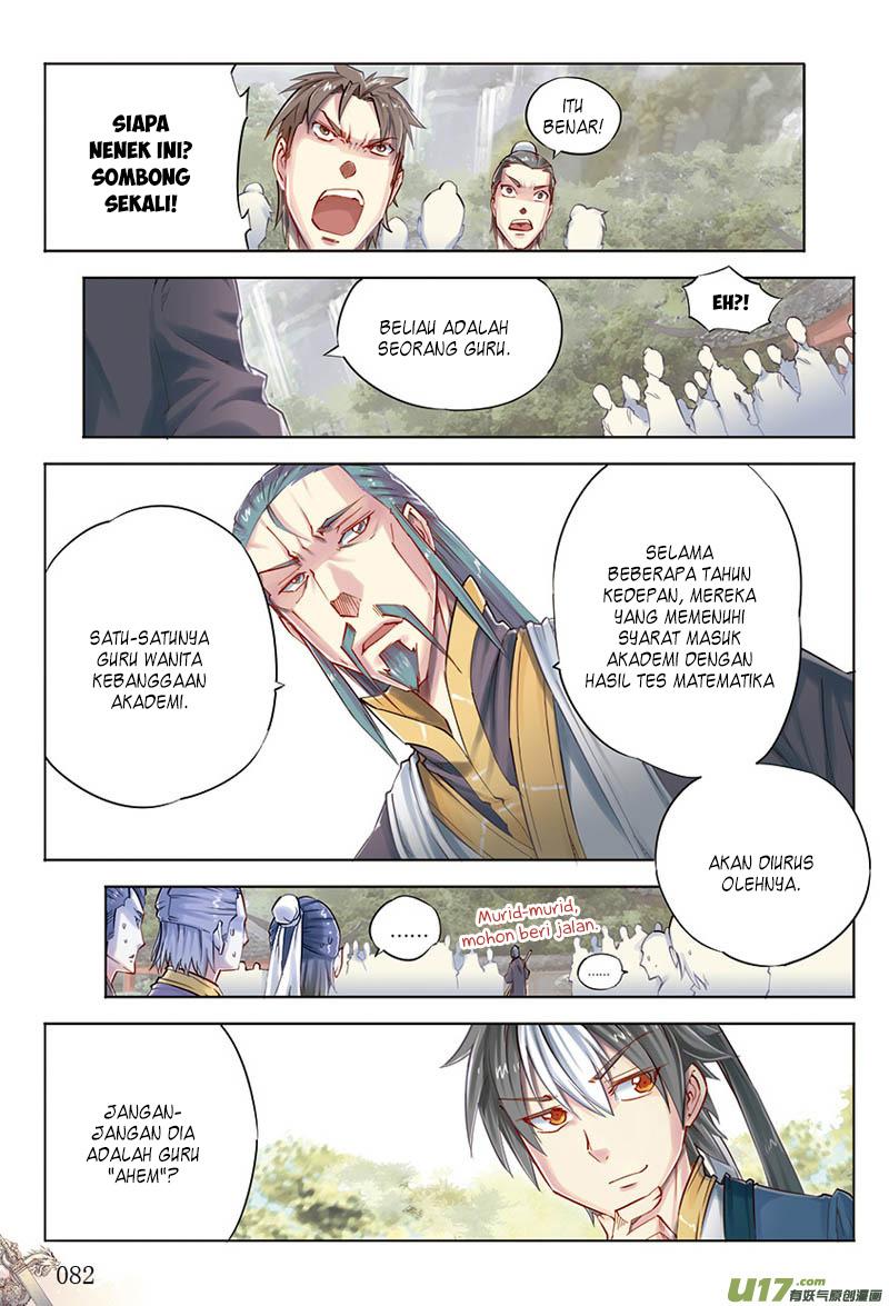 Jiang Ye Chapter 22