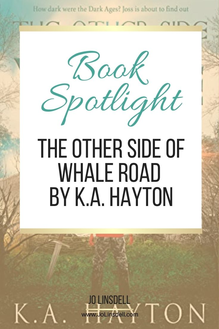 18新利手机客户端下载《聚焦鲸鱼之路的另一面》(Spotlight TheOtherSideofWhaleRoad),作者是K.A. Hayton