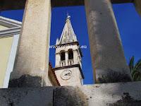 Župna crkva BDM Stomorene, Splitska, otok Brač slike