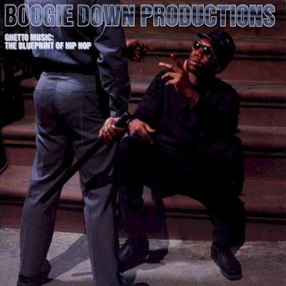 Boogie Down Productions – Ghetto Music: The Blueprint of Hip Hop (1989) [CD] [FLAC]