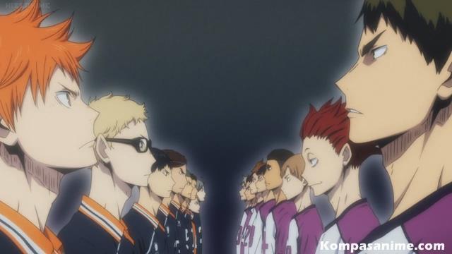 Salah satu anime sport terbaik fall 2016