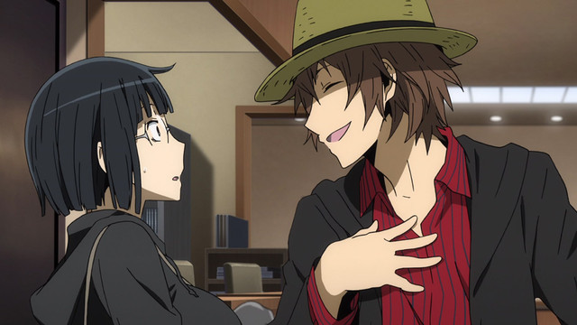 Durarara!! Season 2 (Episode 01 - 12) Batch Subtitle Indonesia