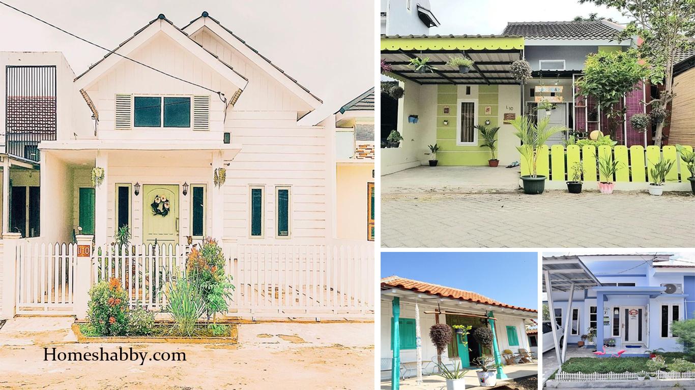 6 Desain Rumah Desa Sederhana Dan Modern Terbaru 2021 Homeshabby Com Design Home Plans Home Decorating And Interior Design