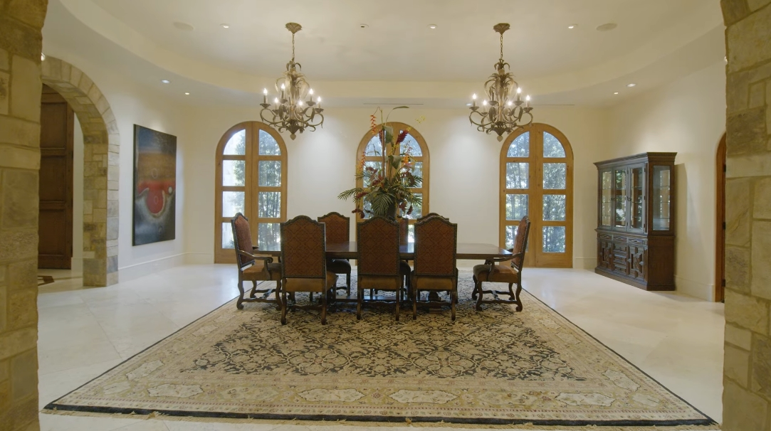 38 Interior Design Photos vs. 701 W Friar Tuck Ln, Houston, TX Luxury Manson Tour Owned By Mario Williams