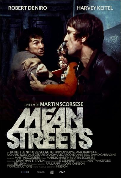 Robert Carradine Mean Streets (1973), Robert Carradine David Carradine Mean Streets