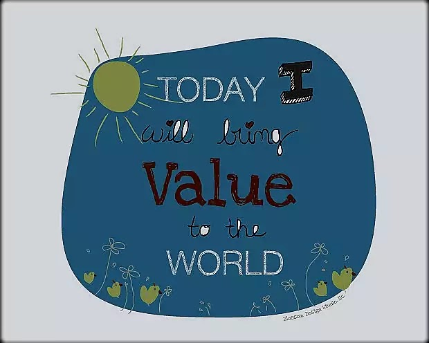 create value for people