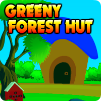 AvmGames Greeny Forest Hut Escape