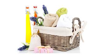 belanja kebutuhan perlengkapan mandi di aplikasi super atau online shop