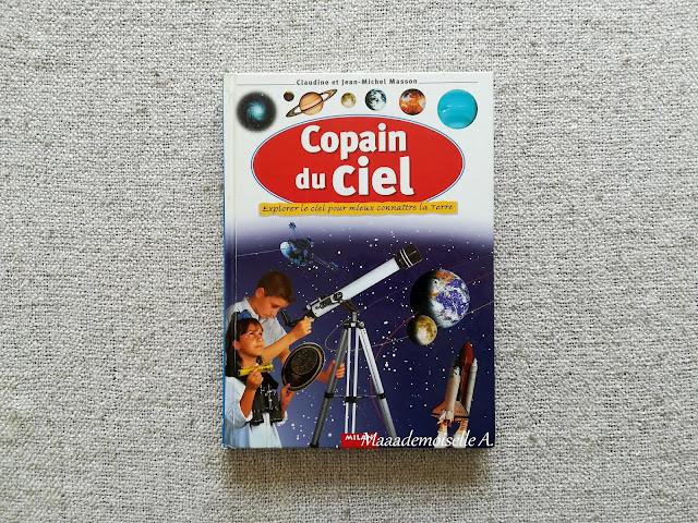 || Sélection de livres sur l'espace (Et dans leur bibliothèque il y a... # 12) - Copain du ciel