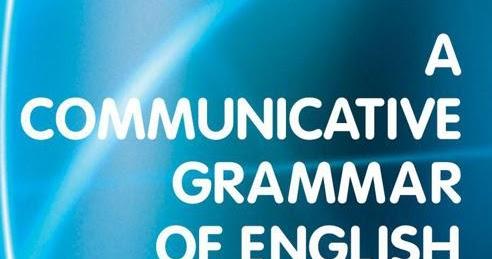 A Communicative Grammar Of English By Geoffrey Leech Download