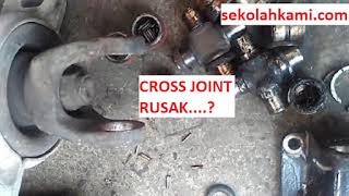 ciri ciri cross joint mobil rusak