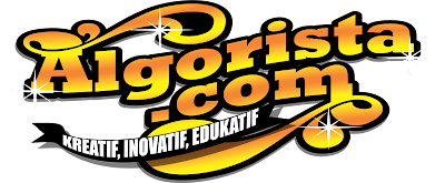 logo algorista.com kreatif inovatif edukatif