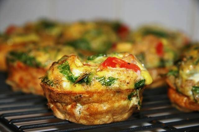 resepi muffin telur