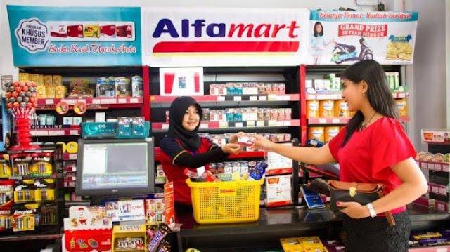 PT. Sumber Alfaria Trijaya (Alfamart) Tbk