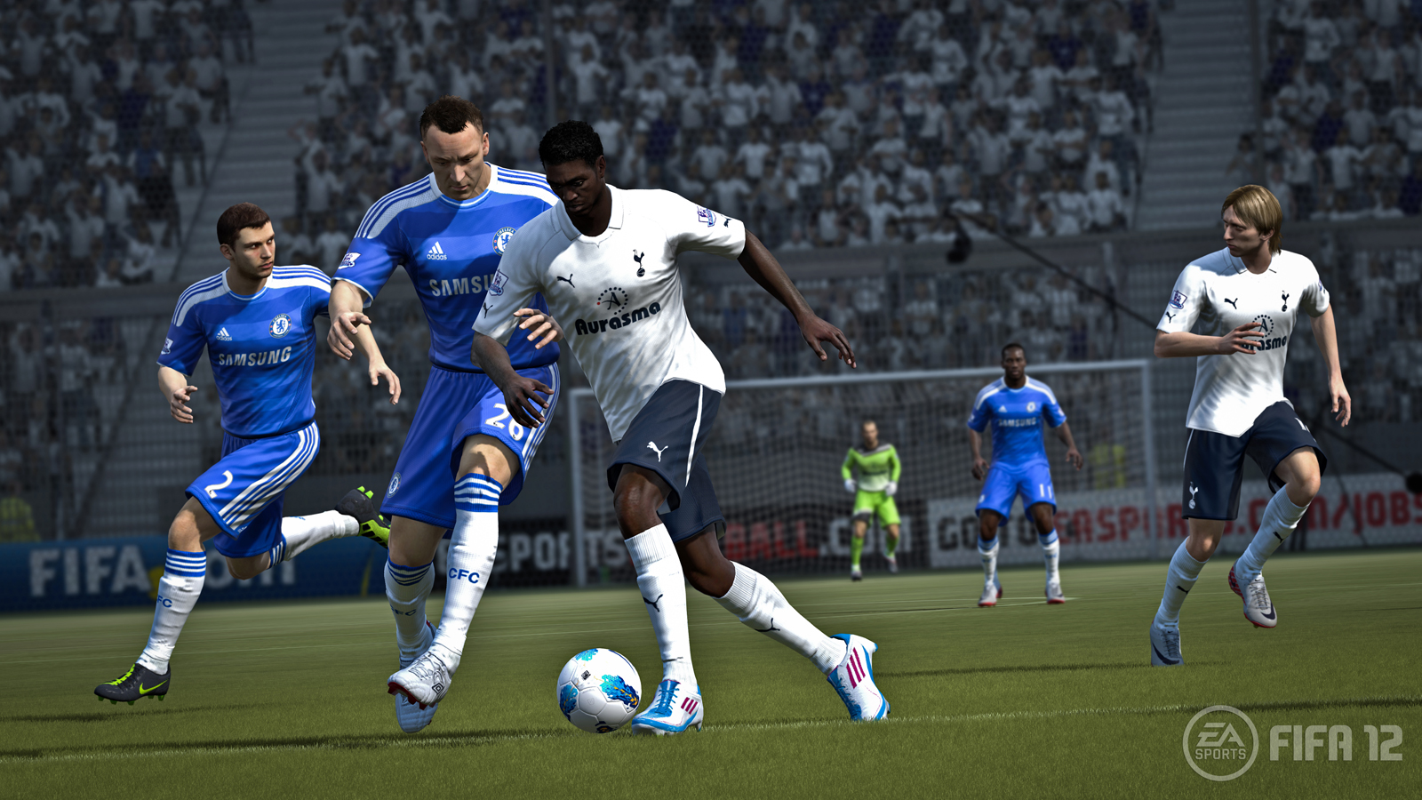 FIFA 12 - Highly Compressed 500 MB - Full PC Game Free ...