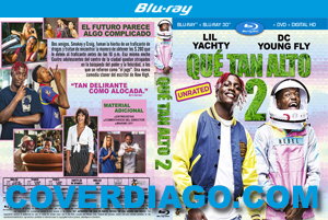 How High 2 - Qué tan alto 2  BLURAY