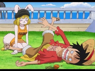 7 Fakta Carrot One Piece