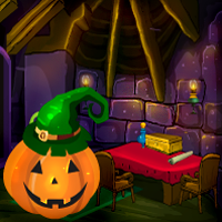 Games4Escape Halloween Do…