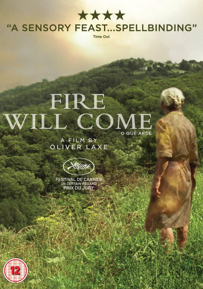 fire will come dvd