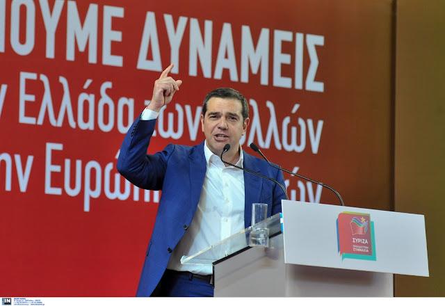 Οδεύει ολοταχώς προς τη σοσιαλδημοκρατία ο Τσίπρας