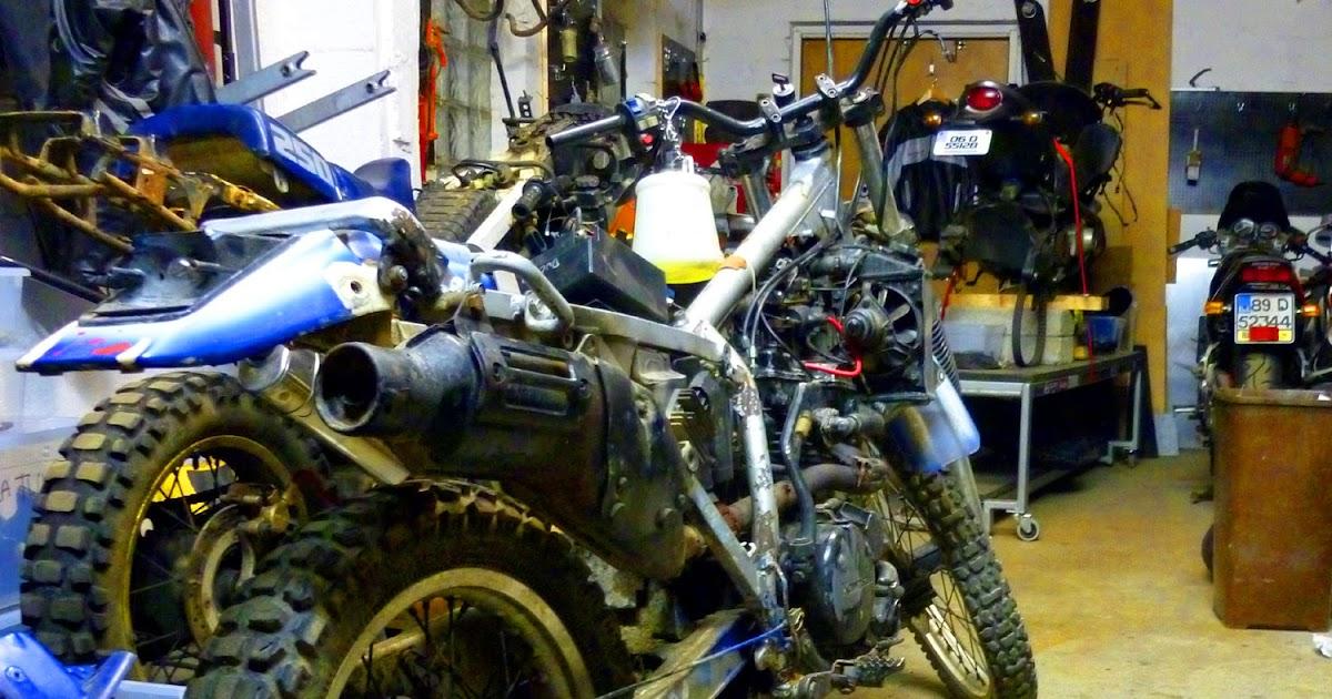 Kawasaki Klrproblems