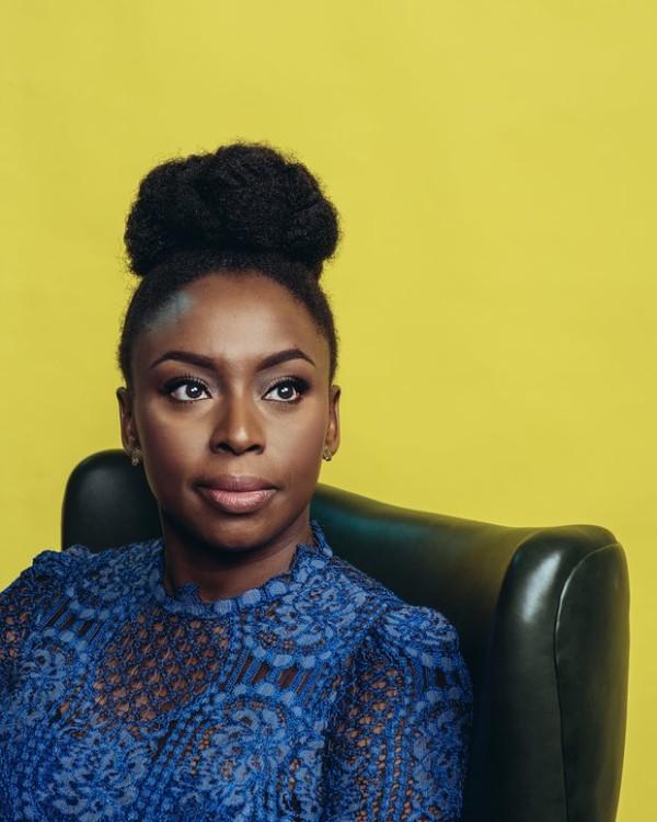 Chimamanda Ngozi Adichie Nude Photos 32