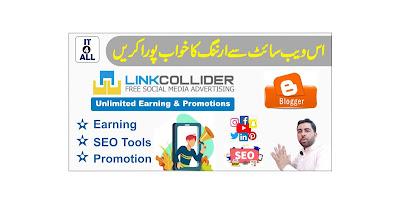 lincollider online earning
