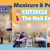 Manicure & Pedicure di Salun Kuku Cutiecle The Nail Experts, The Mines