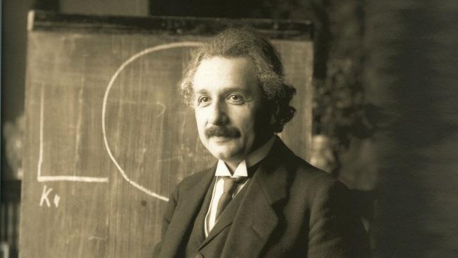 Albert Einstein/Reprodução