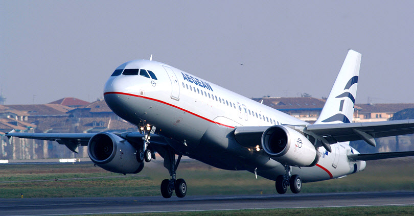 Προσφορά - Θέσεις για Πτήσεις Εσωτερικού από 19€ - Aegean - 1