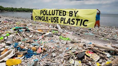 Sampah plastik dan perubahan iklim