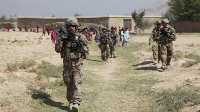 Ejército de EEUU anuncia envío de 2300 soldados a Afganistán